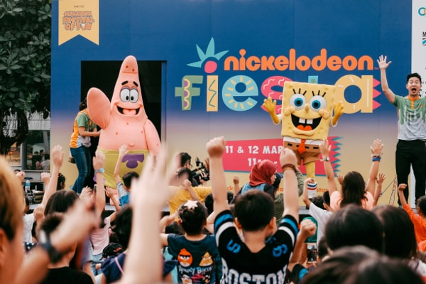 Sponge Star Stage