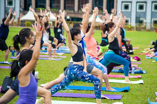 Yoga @ Civic District