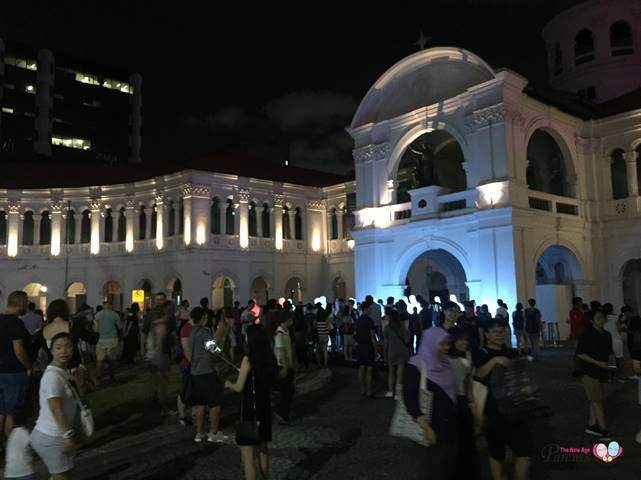 Celebrate Singapore Night Festival at the Singapore Art Museum SAM