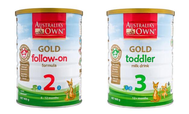 Australia's Own Formula Milk