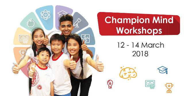 Champion Mind workshops