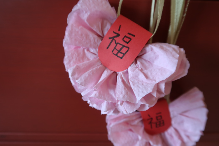 Chinese New Year Handicrafts DIY