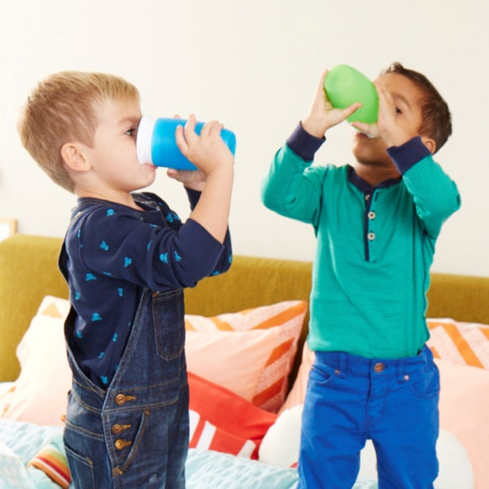How To Encourage Your Toddler To Drink Up
