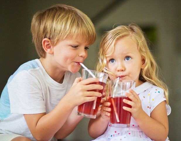 Improve child's gut health with probiotics