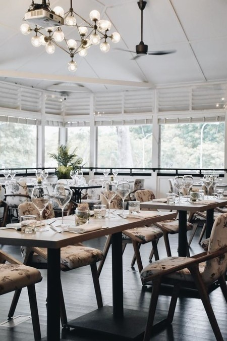 Romantic Restaurants in Singapore The Summerhouse