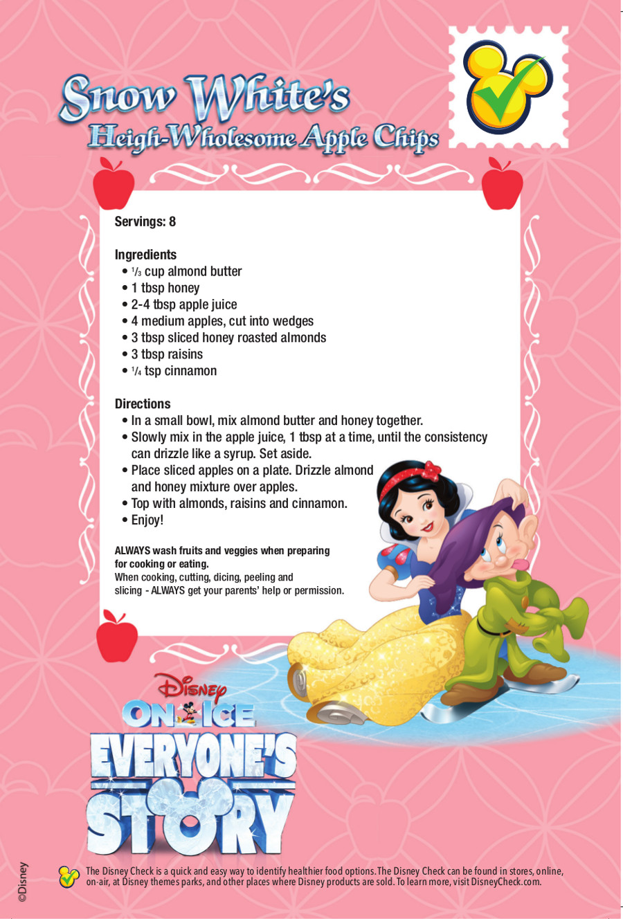 Snow White Apple Chips_Recipe Card