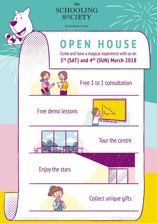 TSS Open House mar 2018