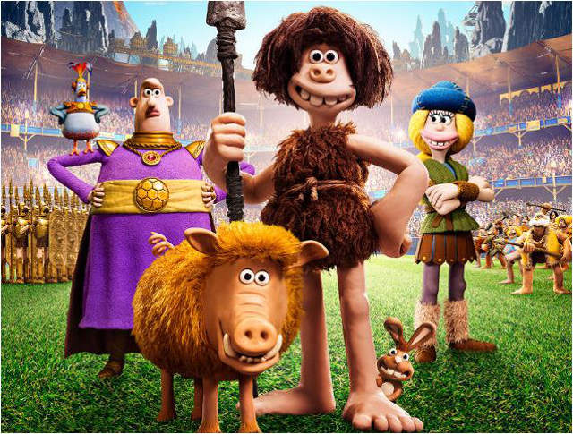 Early Man Movie Preview Tickets And Premiums Giveaway