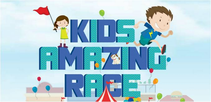 Kids Amazing Race At The Grandstand 2018