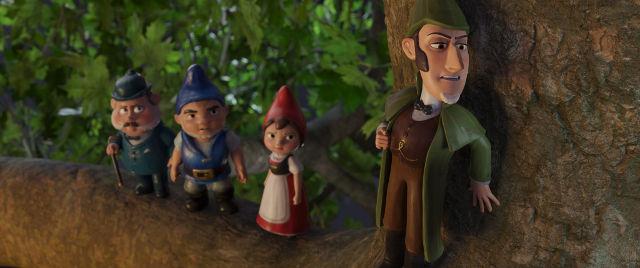 sherlock gnomes movie stills