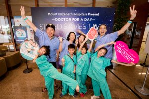 Experience Being A Doctor For A Day With Your Child