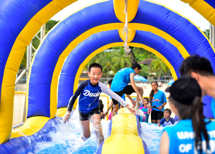 March holiday events Sentosa Fun Fest