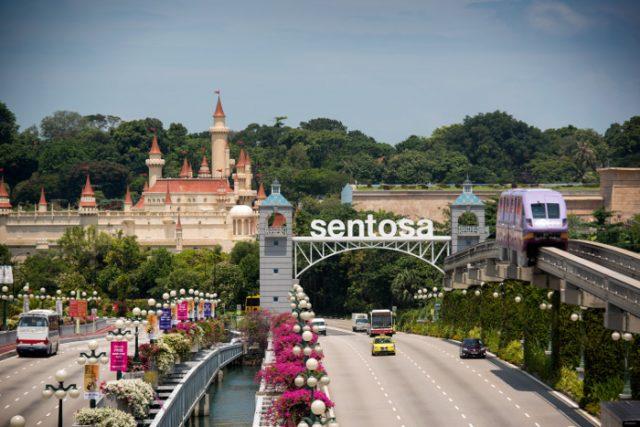 Sentosa Free Entrance Mar 18