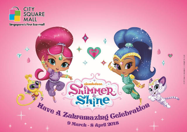 shimmer and shine csm
