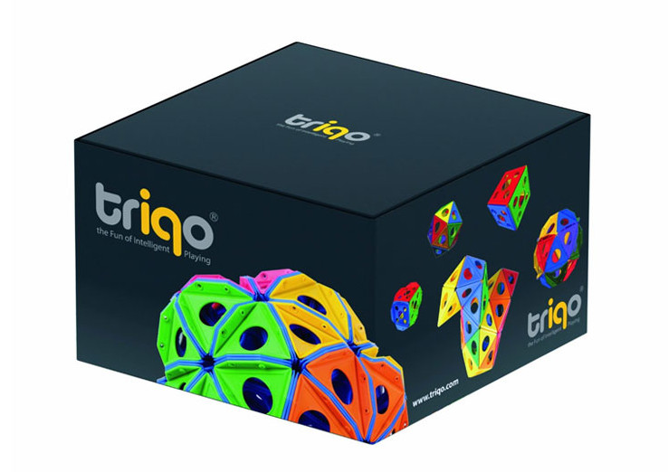 triqo deluxe box mix set