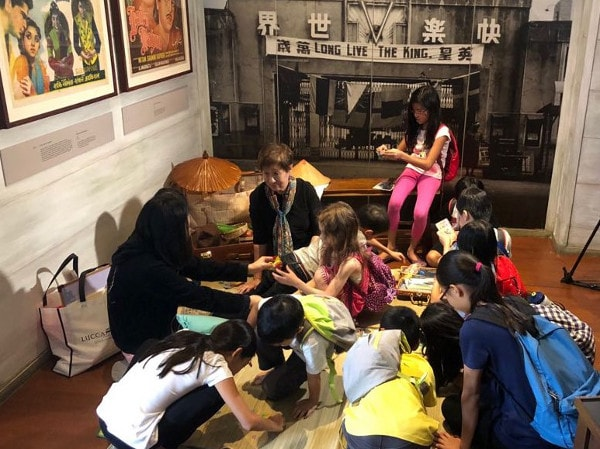 Gran's Short Stories At National Museum