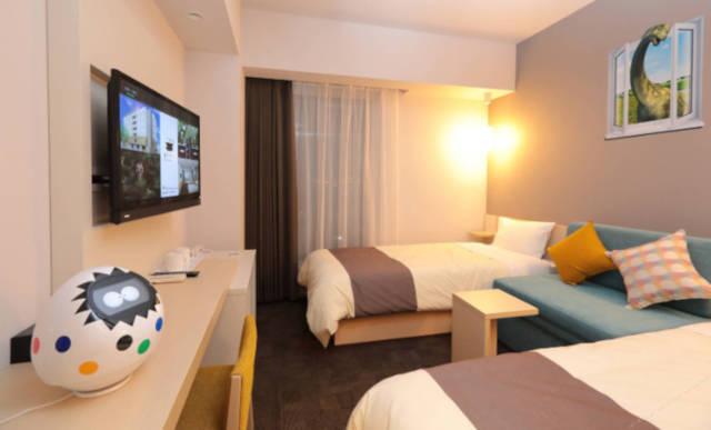 Interesting Hotel Japan Henn-na Hotel