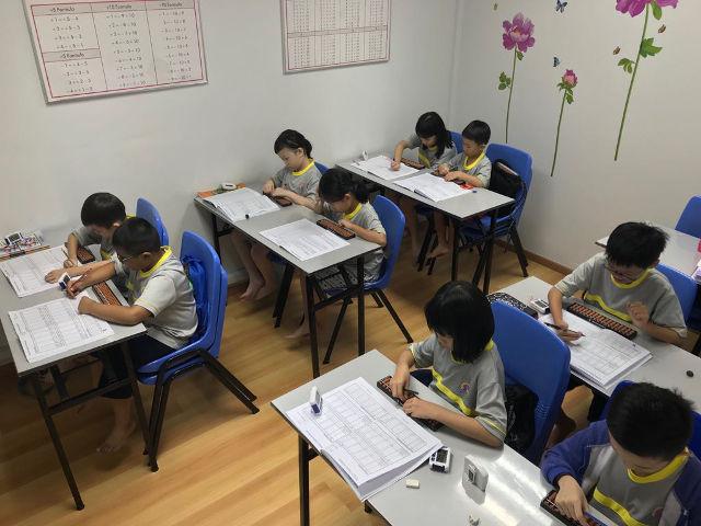 Mentalmatics Classroom