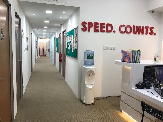 Mentalmatics Corridor