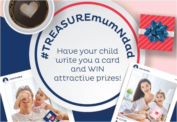 I Can Read #TREASUREmumNdad Contest