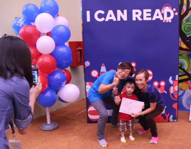 I Can Read Workshop for parents Singapore