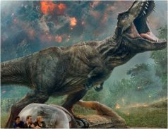 Jurassic World: Fallen Kingdom Movie Hampers And Premiere Tickets Giveaway