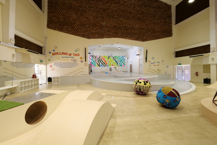 The Artground Inclusive space for children with special needs