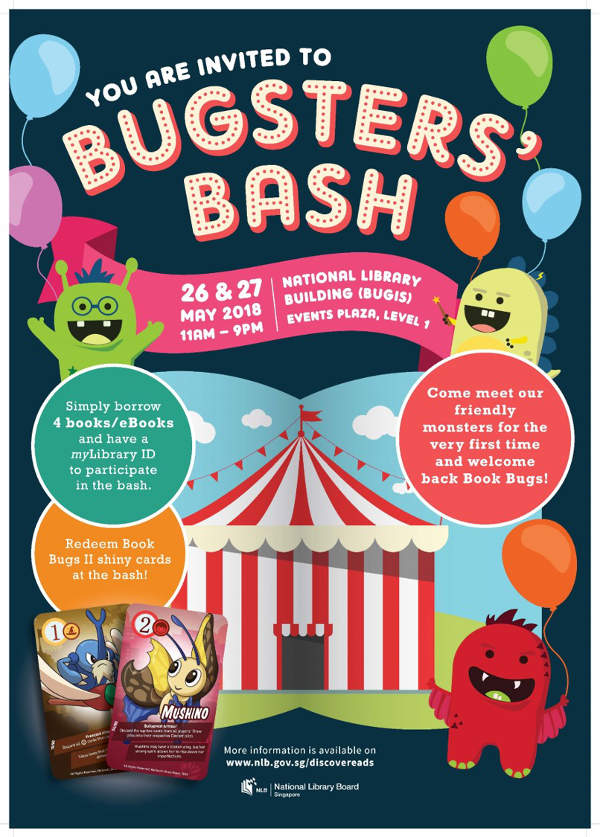 bugsters bash 2018