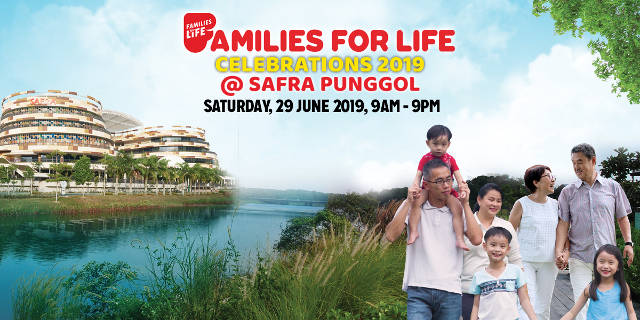 families for life celebration 2019