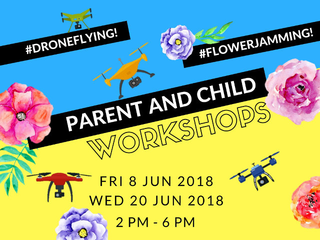 parent and child workshop june holiday
