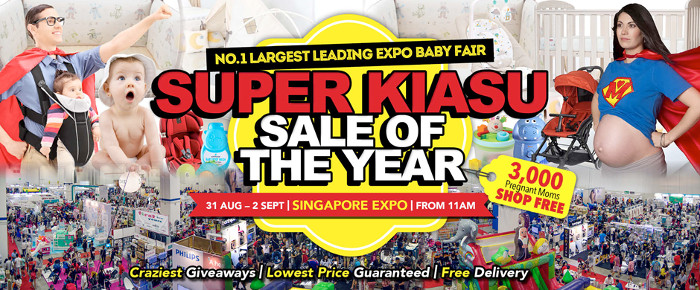 No. 1 Largest Leading Expo Baby Fair