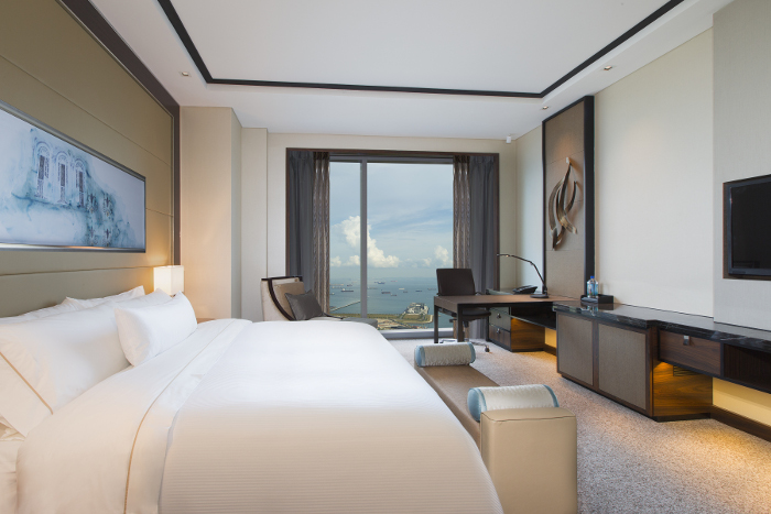 The Westin Singapore Staycation Premier Sea View King