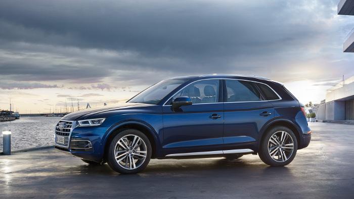 Best family cars - Audi Q5