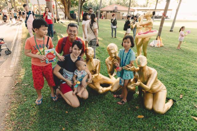 PAssionArts Pasir Ris Beach Arts Festival