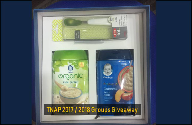 gerber gift pack giveaway