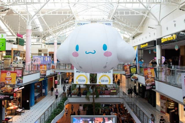 Cinnamoroll mid autumn jurong point