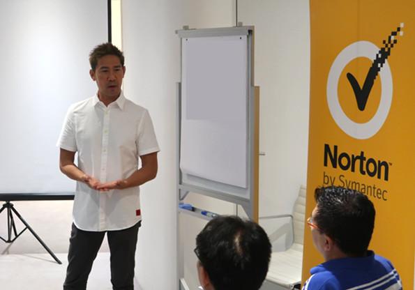 Edmund Chen cybercrime and cyberbullying