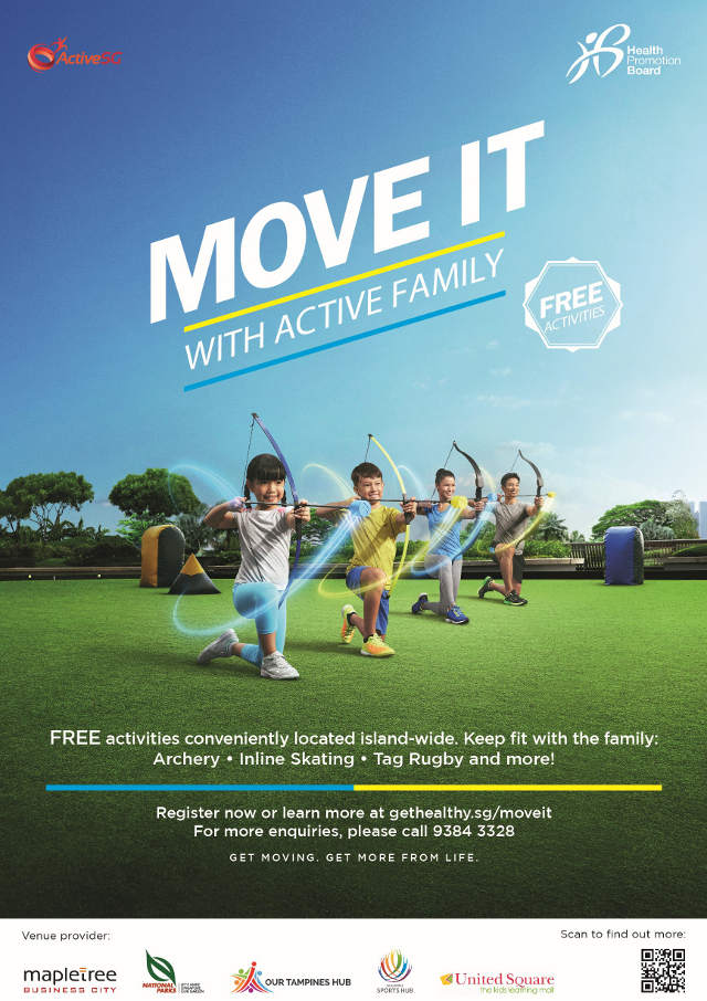 HPB Active Family Programme