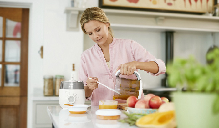 Philips Avent 4-in-1 Healthy-Baby Food Maker
