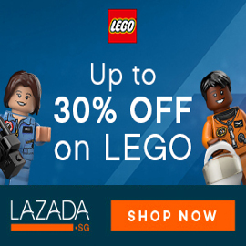 Lazada Lego