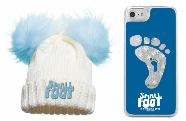 smallfoot beanie iphone cover