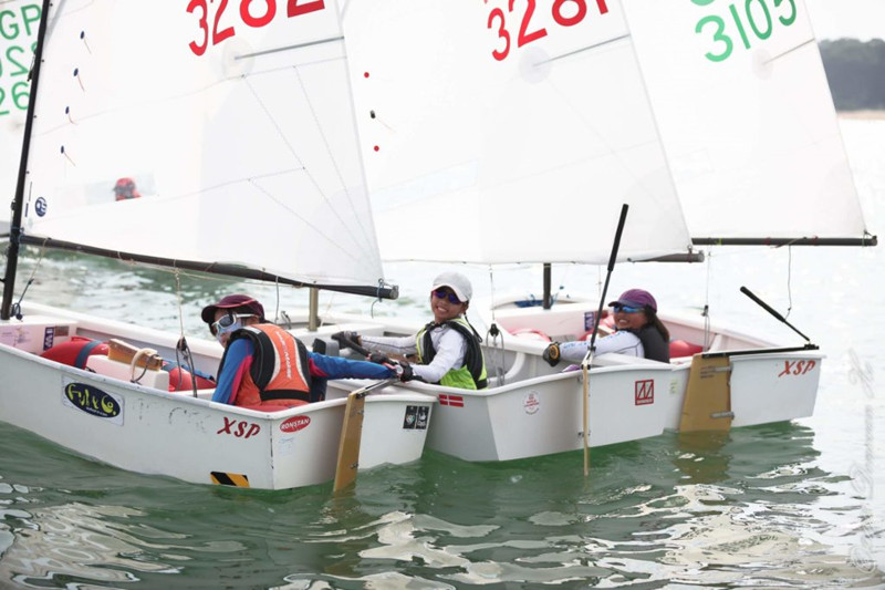Sailing classes for Kids Singapore Opti Junior Weekend Training Programme 2019
