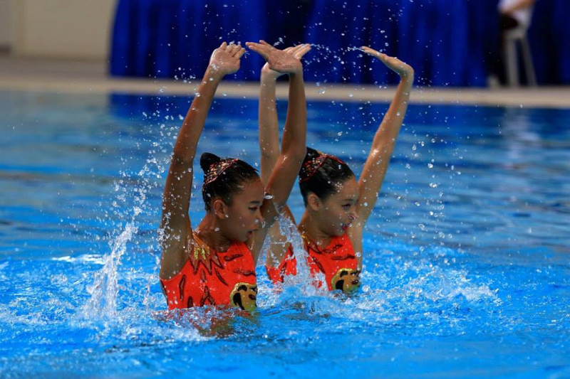 School of Synchronized Swimming