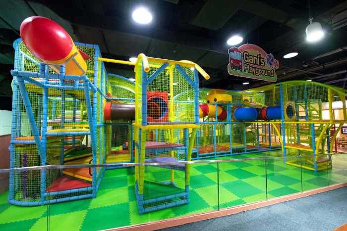 Tayo Station Indoor Playground Pasir Ris