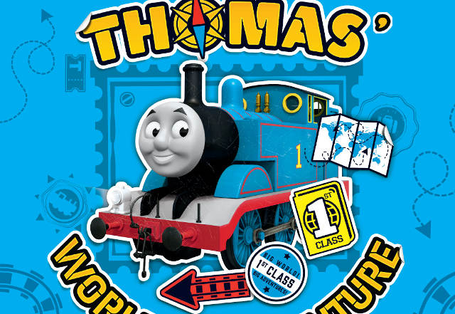 Thomas the tank engine @ NEX
