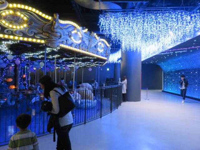 Tokyo kid-friendly places Aqua Park