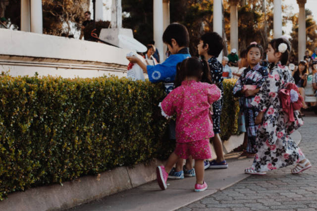 Travelling in Tokyo with Young Children