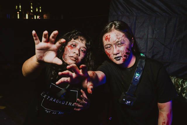 Zombie Attack halloween