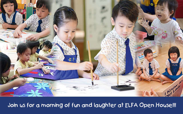 ELFA Preschool Open House 2018