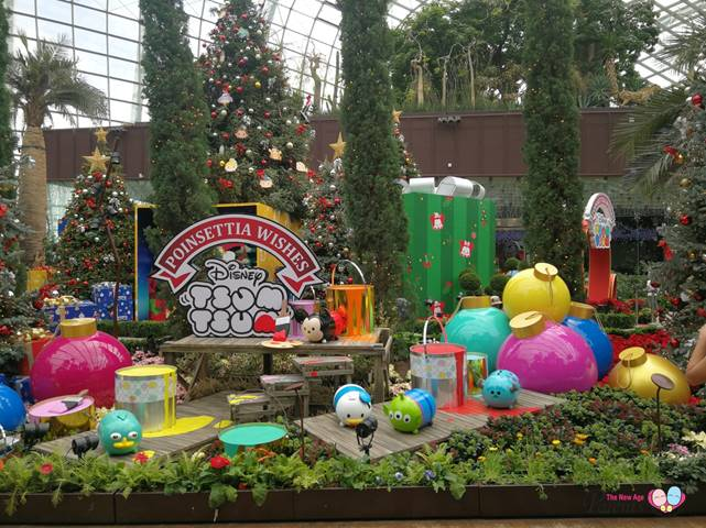 gardens by the bay tsum tsum